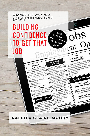 Building Confidence To Get That Job