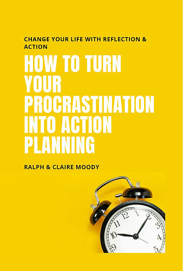 How To Turn Your Procrastination Into Action Planning