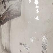 Addiction Silver Gilt Print Detail