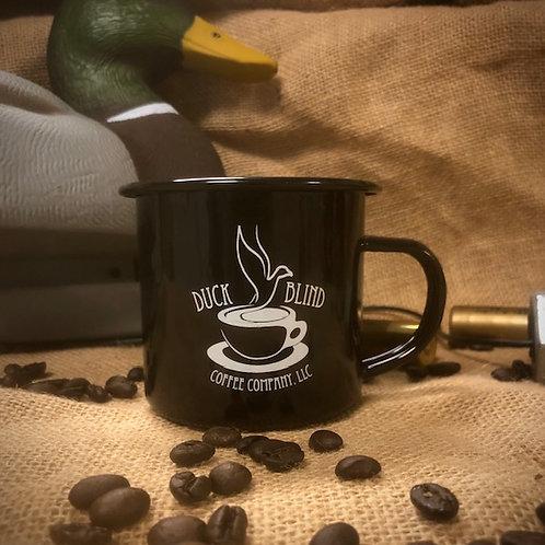 """""""Shoot Straight"""" mug (black)"""