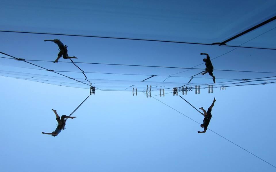 Vertical dance - Connexion Outdoor