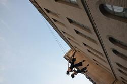 Danse verticale - Connexion Outdoor
