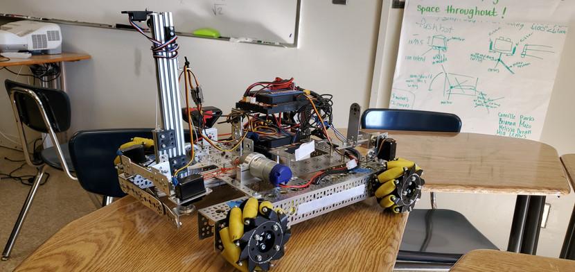 Full Robot Design