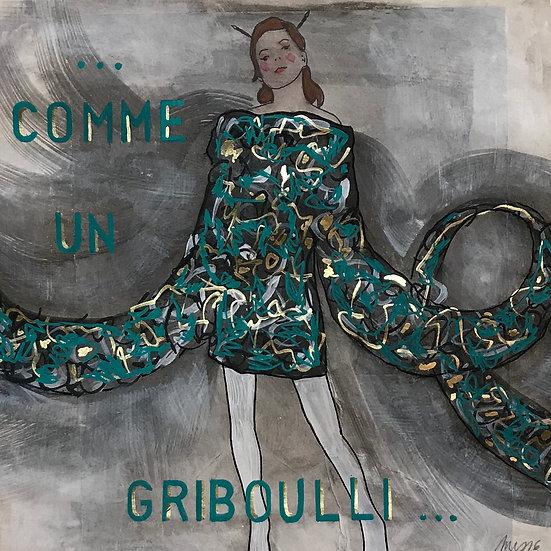 Miss6 - Nécessaire Gribouilli