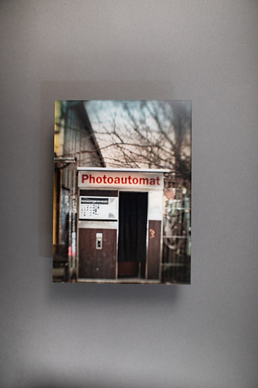 Bruno D'Alimonte - Photoautomat 1