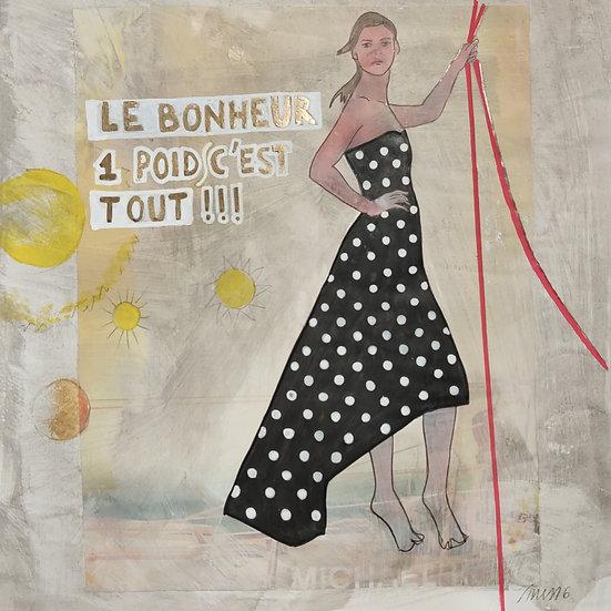 """Miss6 - Nécessaire """"Le bonheur"""""""