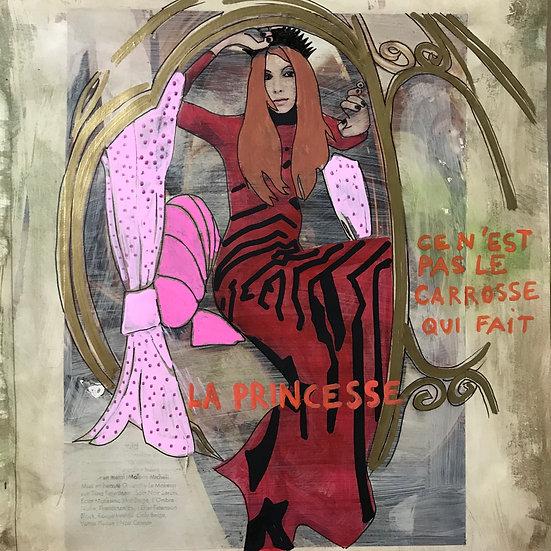 Miss6 - Nécessaire Carosse