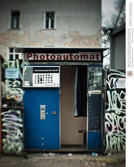 Bruno D'Alimonte - Photoautomat 2