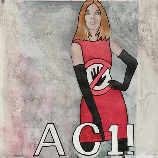 """Miss6 - Nécessaire """"AC1"""""""