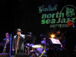 From The Archive - VAN THE MAN AT THE North Sea Jazz HYPERMARKET July 2012