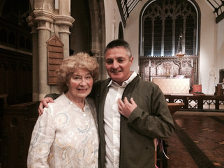 SHIRLEY COLLINS  You Never Heard So SweeT HASTINGS MAY 2N