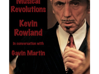 TALKING DEXYS MUSICAL REVOLUTIONS. TAKE 2