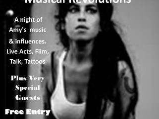 TALKING AMY WINEHOUSE MUSICAL REVOLUTIONS ~ 13NOV13