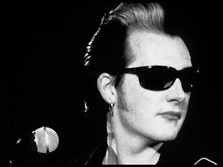 PUNK VET VANIAN REFLECTS ...on The Damned, Bolan, Bowie, The Pistols & more