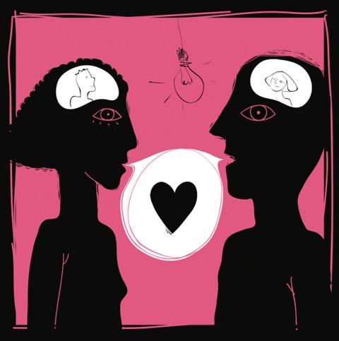 aşk düşüncesi