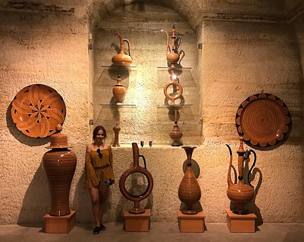 güray müze seramik sanatı