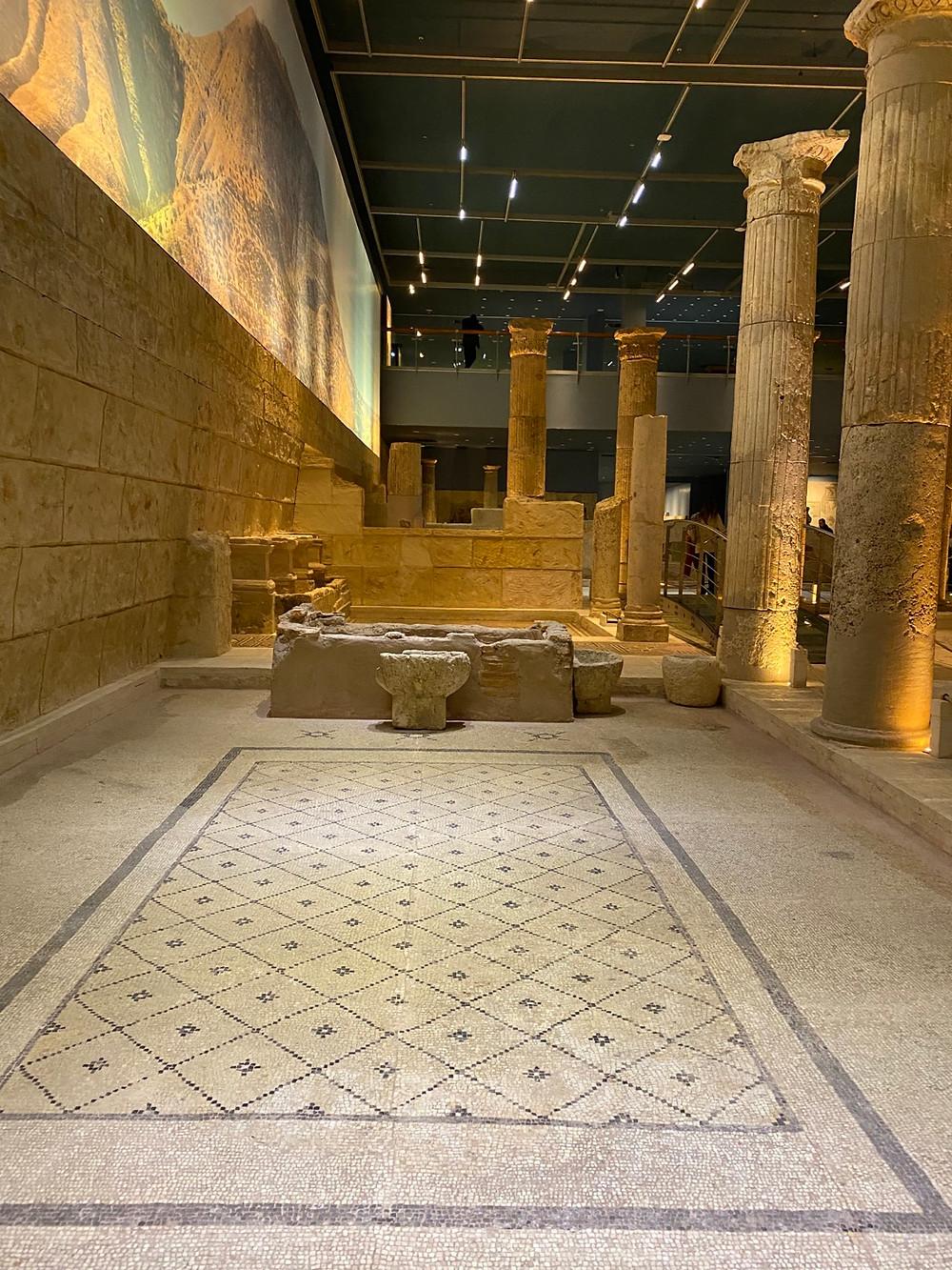 mozaik müzesi