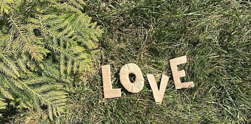 Love kendin yap diy