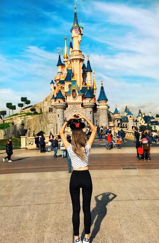 "CatchMeIfYouCan "" Disneyland """