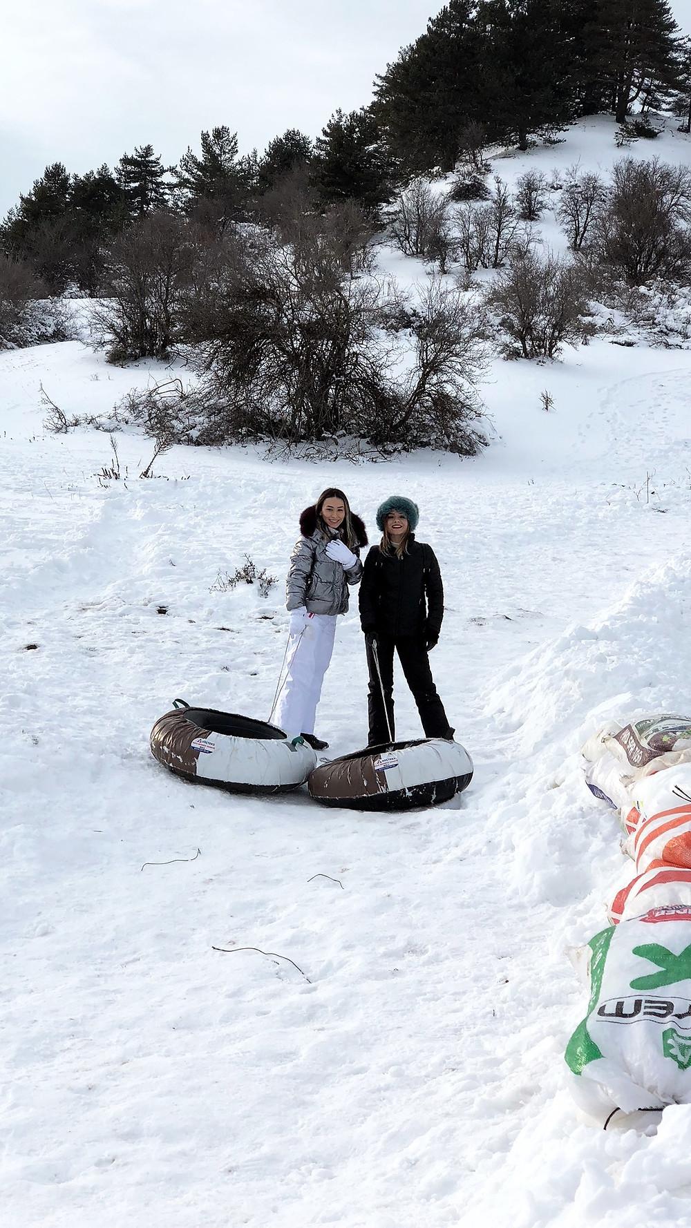 kızak kayak abant bolu