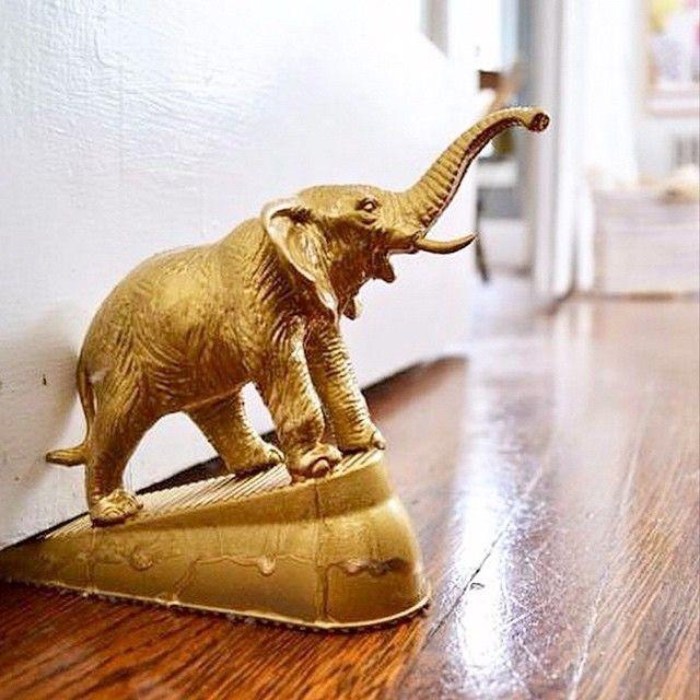 fil kapı tutacağı
