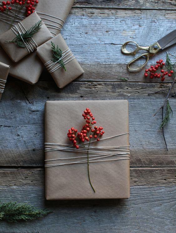 hediye paketleme gift wrapping