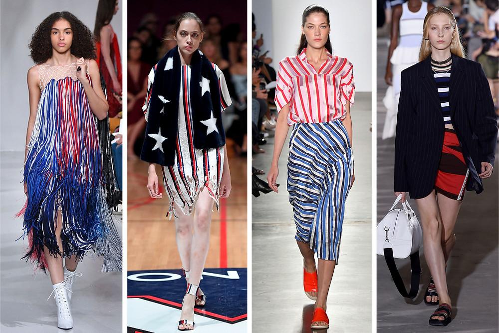 2018 bahar moda trendleri çizgi modası