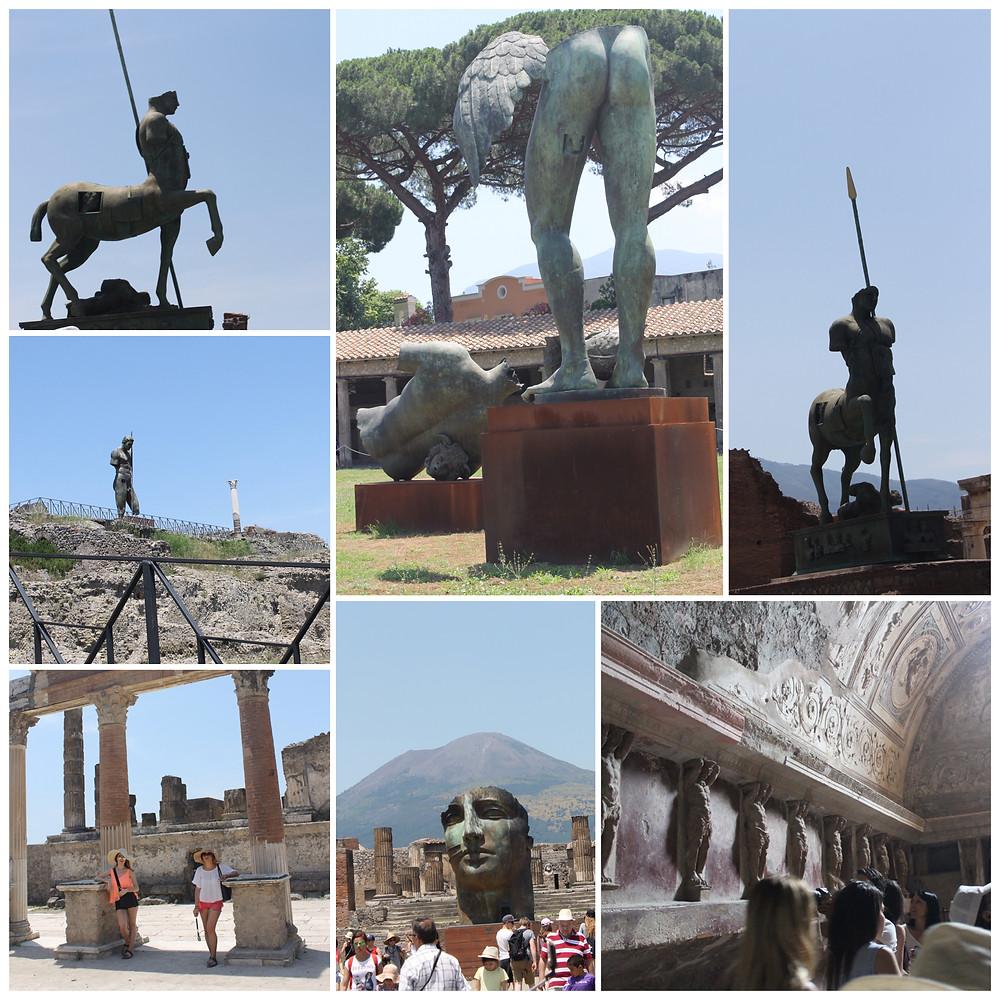 pompei tanrıları