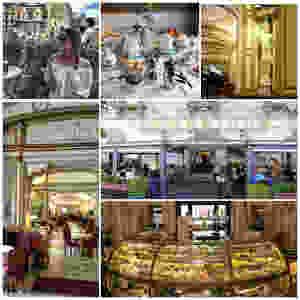 Gran Caffe Gambrinus Naples Napoli