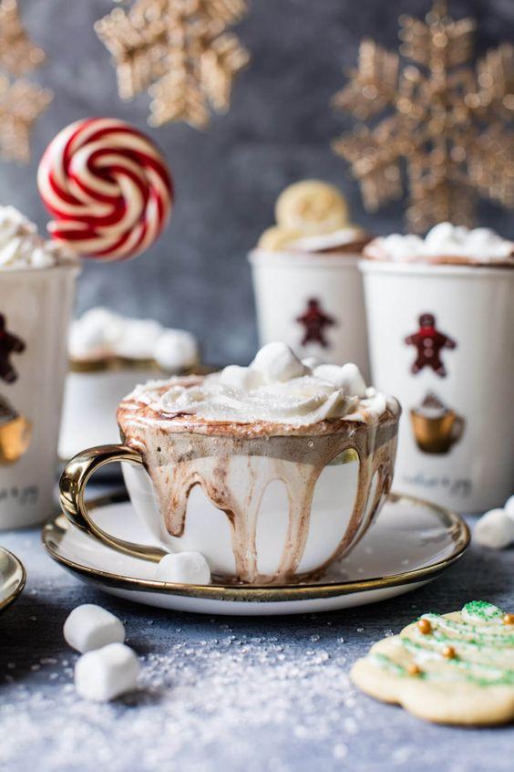 dünyanın en güzel sıcak çikolata tarifleri