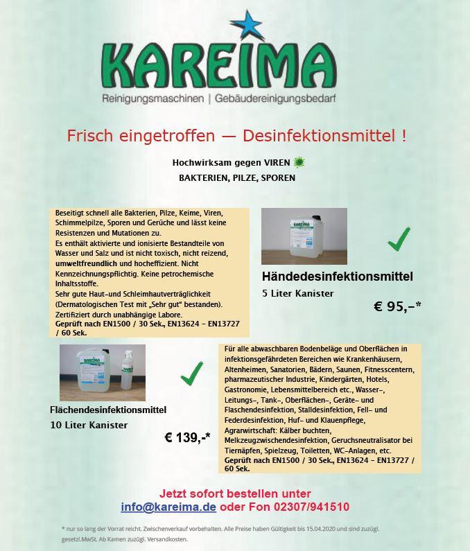 Desinfektionsmittel Kareima 06.04.2020.J