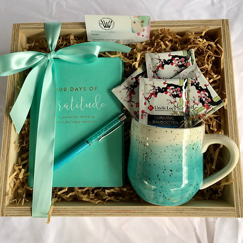 With Gratitude (Tea or Chocolate)