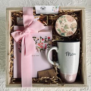 Flowersand Chocolate for Mom - $44