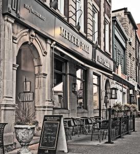 Mercer Hall   Beer Hall   Stratford, Ontario
