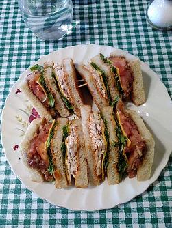 YSK Club Sandwich