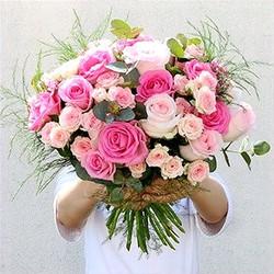 bouquet à livrer passion