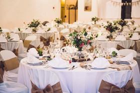 décoraion de table délice floral