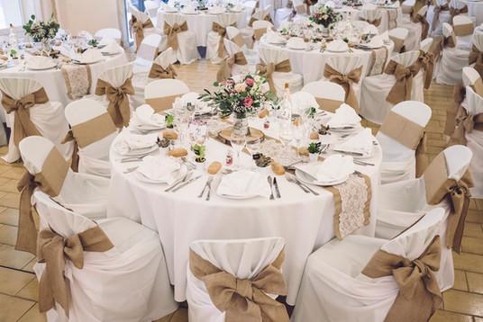 décoration de table délice floral
