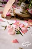 décoration florale table délice floral