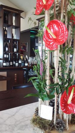 fleuriste restaurant hérault