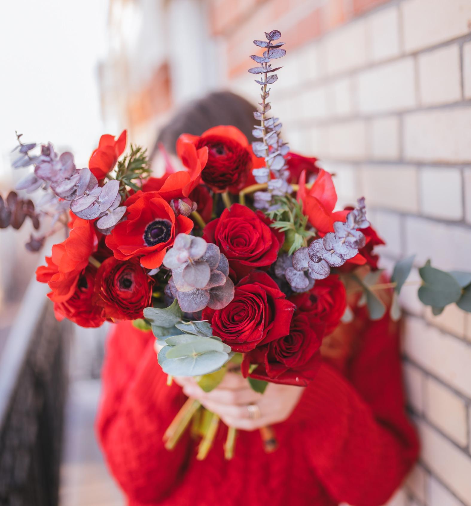 bouquet à livrer tendresse
