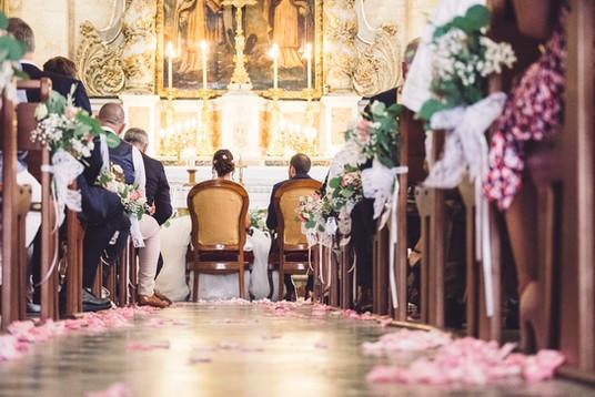 décoration église délice floral