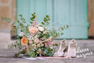 bouquet mariée délice floral