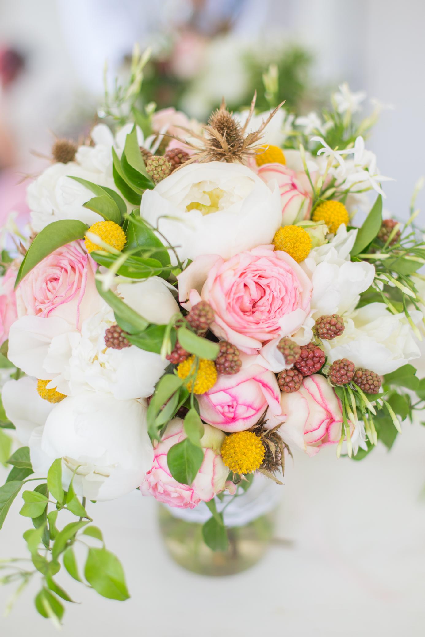 bouquet de mariée délice floral