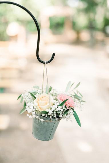 allée cérémonie fleurie