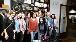 Personal Shopper grupo de amigas