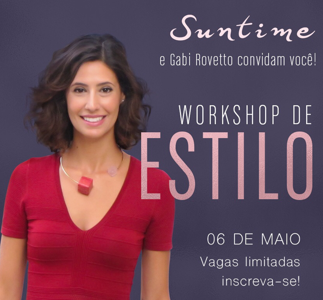 Workshop Estilo_ Suntime Swimwear