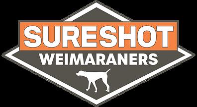 SureShot Weimaraners Logo.png
