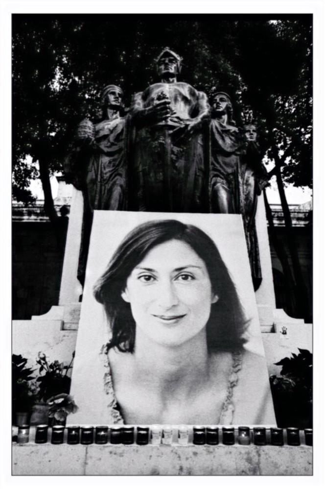 Daphne Caruana Galizia - One of Malta's most prominent journalists