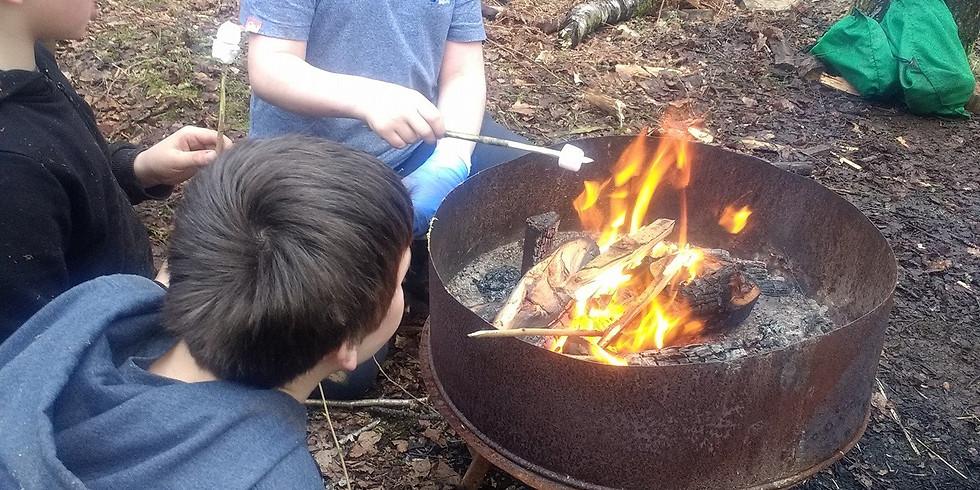 Kids Bushcraft - Bow Making (Auchterarder Site -Full Day)